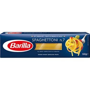 Macarrão Grano Duro Spaghettoni N.7 Barilla 500g