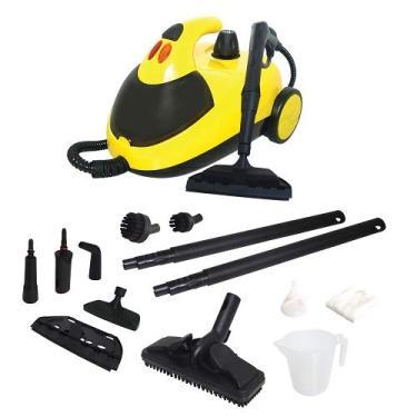 Imagem de Vaporizador e Higienizador 1500W Vapor Clean com 14 acessórios Intech Machine (220V)