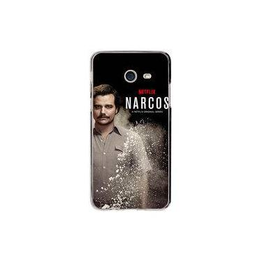 Capa para Galaxy J5 Prime - Narcos | Pablo Escobar