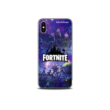Capa Case Capinha Personalizada Fortnite iPhone 5/5S/SE - Cód. 1093-A002