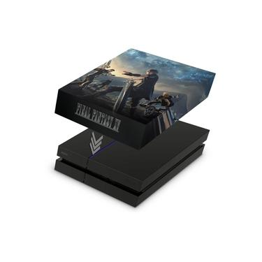 Capa Anti Poeira para PS4 Fat - Final Fantasy XV #B