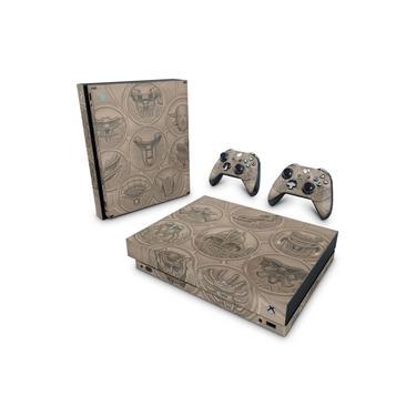 Skin Adesivo para Xbox One X - Shadow Of The Colossus