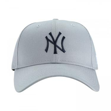 Boné Aba Curva New Era 9Forty New York Yankees - Snapback - Adulto New Era Unissex