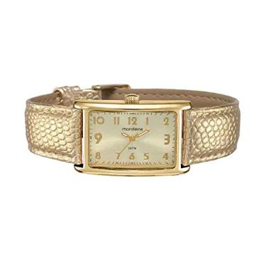 478dc9521b2 Relógio Mondaine Feminino Analógico Dourado 94856LPMVDH2
