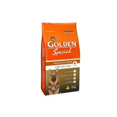 Ração Premier Golden Cães Sabor Frango e Carne 20 KG