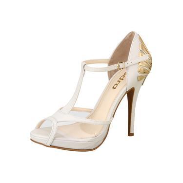 Sapato Esdra Peep Toe