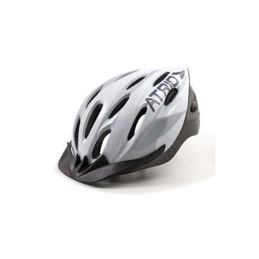 Imagem de Capacete Ciclismo Bike Mtb Atrio Led Tamanho G Branco Bi165