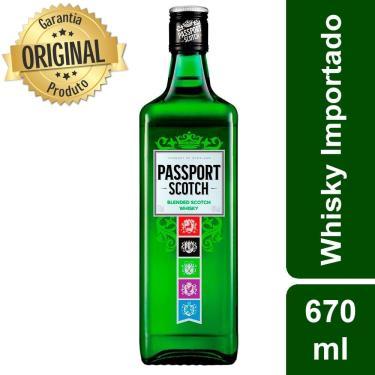 Whisky Passport 3 anos - 670ml