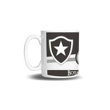 Caneca de Porcelana Personalizada do Botafogo c9e6c28f5c5