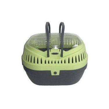 Caixa Transporte Mini Gulliver Chalesco Verde Tamanho P