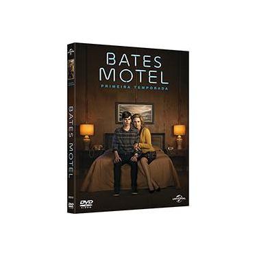 DVD - Bates Motel - 1ª Temporada (3 discos)