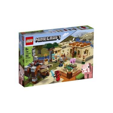 LEGO Minecraft - Ataque De Illager - LEGO 21160