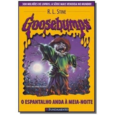Goosebumps 9 - O Espantalho Anda À Meia-noite - Stine, R. L. - 9788576761648