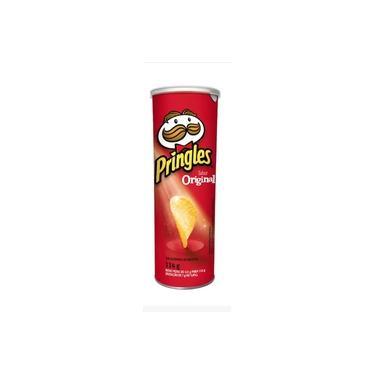 Batata Pringles Original 114g