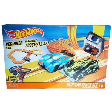Imagem de Hot Weels Slot Car Track Set - Br082 - Multibrink