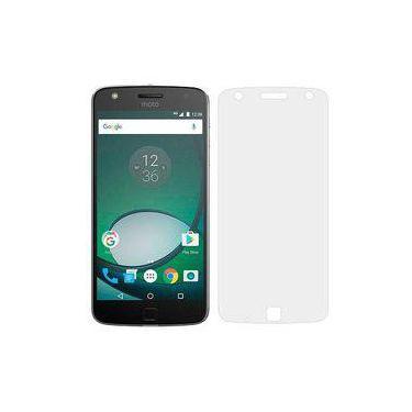 Pelicula Moto Z Play Xt1635 Tela Toda Silicone Gel Completa
