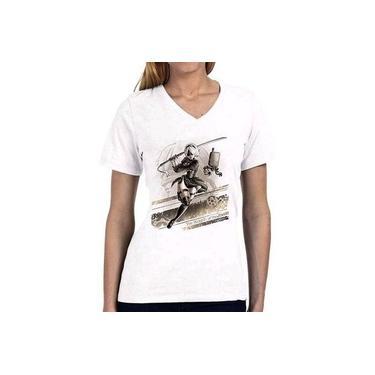Camiseta Nier Automata 2b 9s Rpg Jogos Ps4 Xbox One Pc 4099