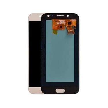 Tela Visor Touch Display Lcd J5 Pro J530 J530G Dourado