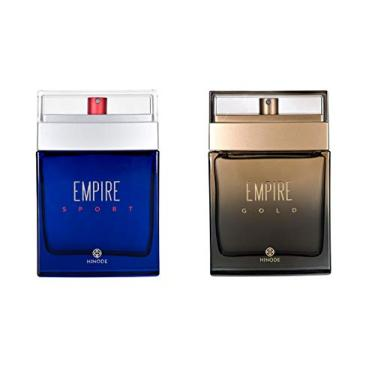 Imagem de Kit Perfume Empire Sport & New Empire Gold Hinode