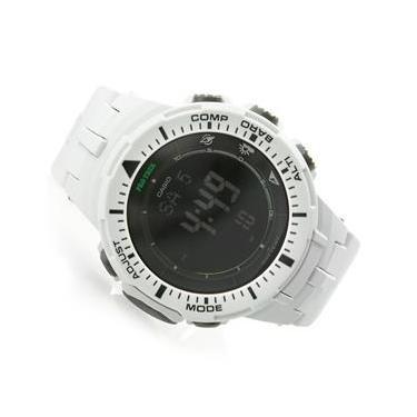 80b1237c7a0 Relógio Masculino Casio Pro Trek Triple Sensor Digital - Modelo Prg300-7