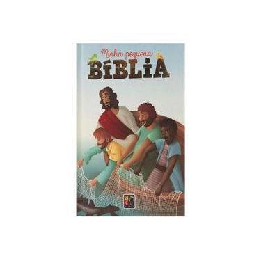 Minha Pequena Bíblia - Jéssica Olmedo - 9788595200661