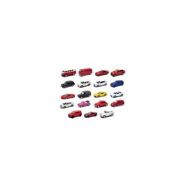 Imagem de Coleção 19 Minis Bmw Jaguar Porsche Vw 1:64 California Toys