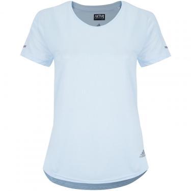 Camiseta adidas Run - Feminina adidas Feminino