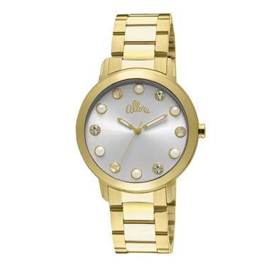 daf7d8579e5 Relógio Feminino Allora Analógico Fashion AL2035LQ 4K