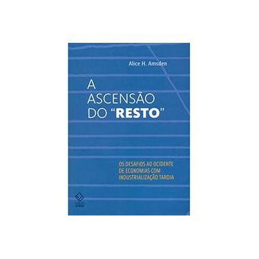 Ascensao Do 'Resto', A - Capa Comum - 9788571399167