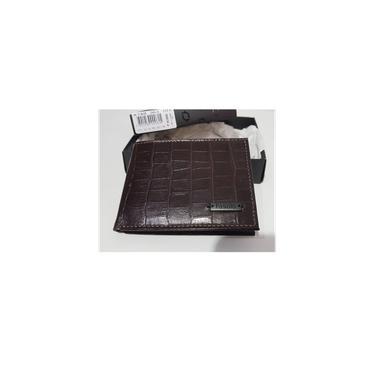 Carteira masculina couro café fasolo K749363101