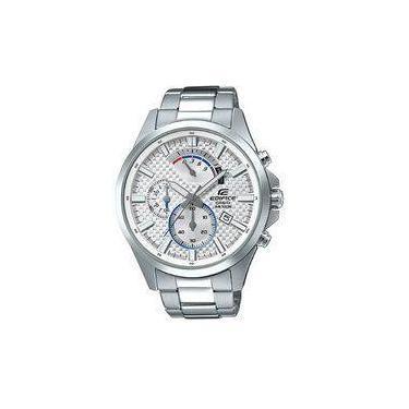 8f4d673800a Relógio de Pulso Casio Analógico Aço Cronógrafo