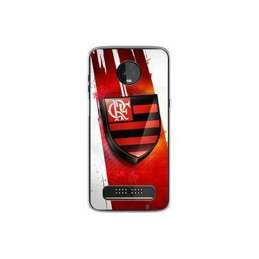 Capa para Moto Z3 Play - Flamengo 1