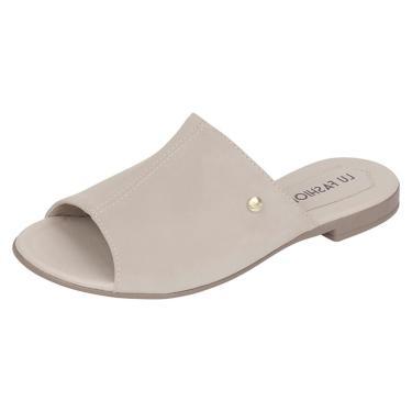654344845 Sandália Mule Dafiti | Moda e Acessórios | Comparar preço de ...