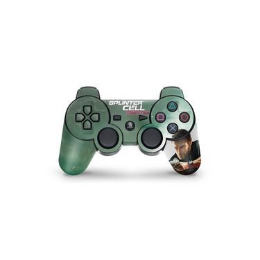 Skin Adesivo para PS3 Controle - Splinter Cell