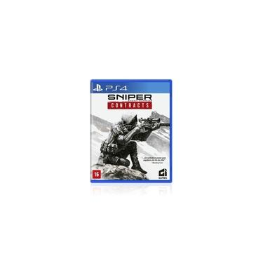 Jogo Game Sniper Ghost Warrior Contracts - Ps4