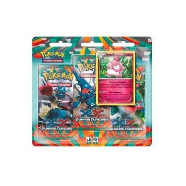 Card Box Pokemon - X Y 3 Slurpuff - PT