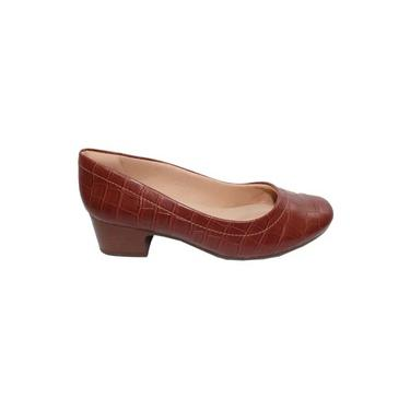 Sapato Comfortflex - Terra