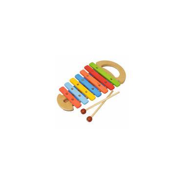 Imagem de Xilofone Infantil Musical Instrumento Educativo Com Alça