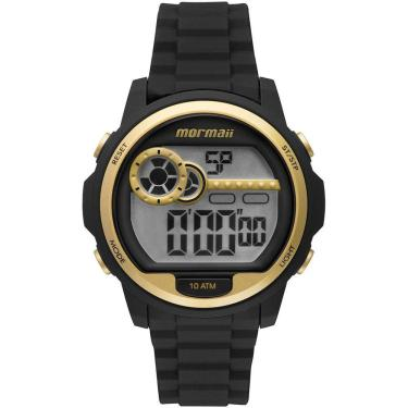 Relógio de Pulso Mormaii Lux Golden    Joalheria   Comparar preço de ... d2cdd6a7a7