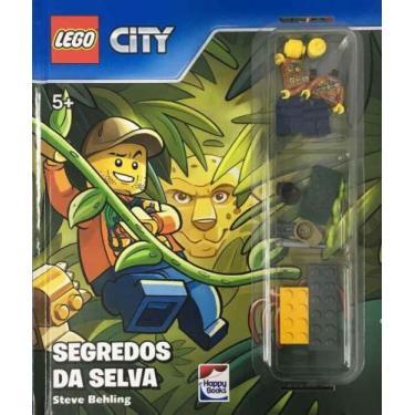 Imagem de Lego City - Segredos Da Selva - Happy Books