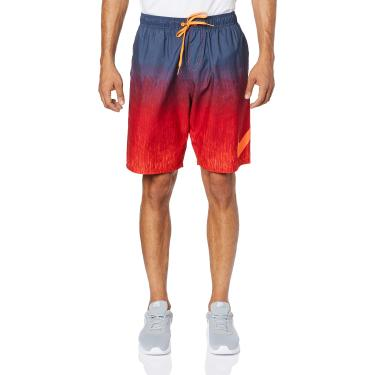 Imagem de Bermuda 9-Inch Rush Ombre Breaker Shorts Nike Homens G Vermelho