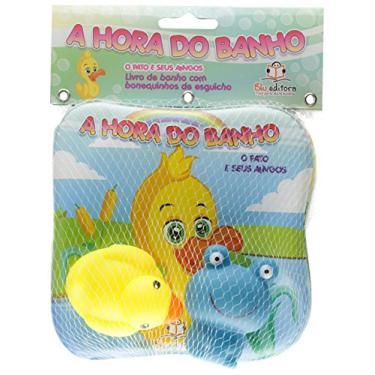 A Hora do Banho - o Patinho e Seus Amigos - Blu Editora - 9788581022215