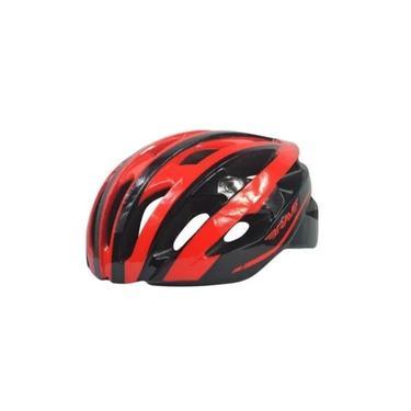 Imagem de Capacete Ciclismo Brave S-352 Vermelho/preto M 54-58cm