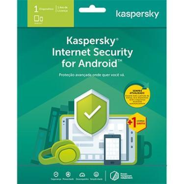 Kaspersky Internet Security 1 disp. Android 1 ano Kaspersky PT 1 UN