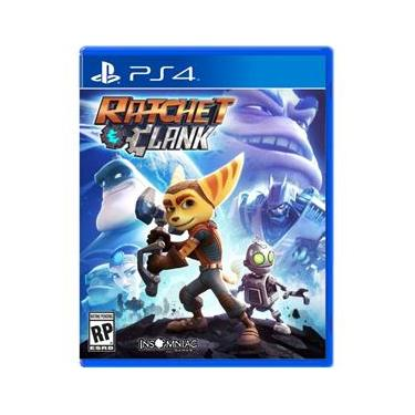 Game Rachet and Clank - PS4