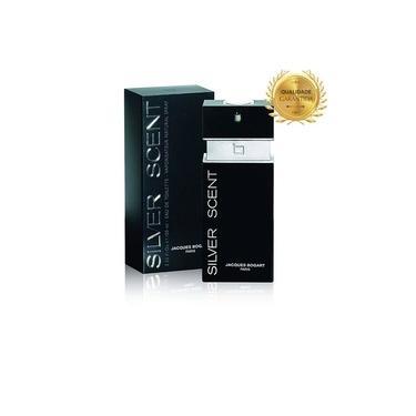 Imagem de Perfume Masculino Sïlver Scënt Jacqües Bogärt Eau de Toilette 100 ml + 1 Amostra de Fragrância