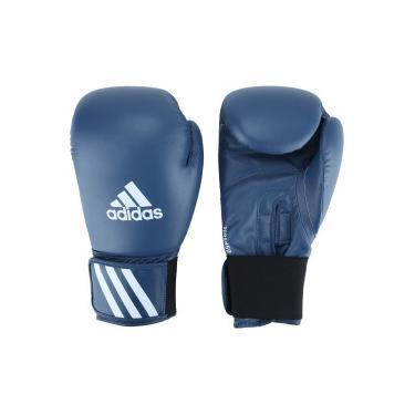 654b375a8 Luvas de Boxe adidas Speed 50 - 14 OZ - Adulto - AZUL ESCURO adidas