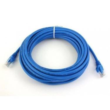 Cabo De Rede Patch Cord Rj45 Internet 10m