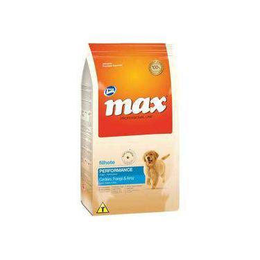 Ração Total Max Professional Line Cordeiro Frango E Arroz Cães Filhotes - 15 Kg