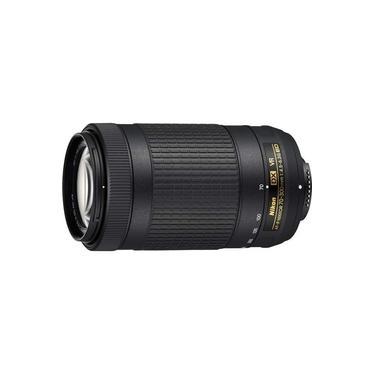 Lente Nikon Af-p Dx Nikkor 70-300mm F/4.5-6.3g Ed Vr